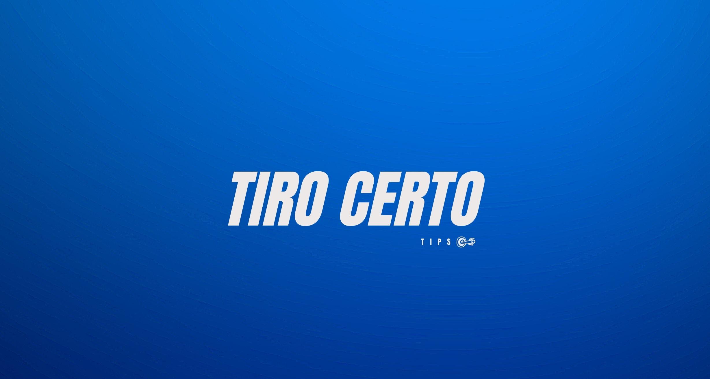 TIRO CERTO (FREE) 🤑