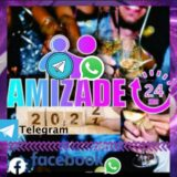 AMIZADES 24HRS 🇧🇷ORIGINAL😎
