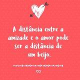 😷💞 Amor ou Amizade 💞😷