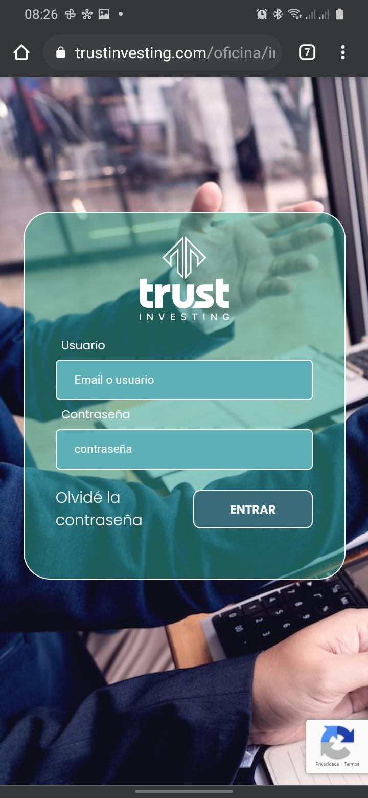 trust investing btc